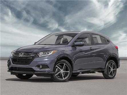 2022 Honda HR-V Sport (Stk: 2290007) in Calgary - Image 1 of 25