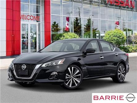 2021 Nissan Altima 2.5 Platinum (Stk: 21024) in Barrie - Image 1 of 11