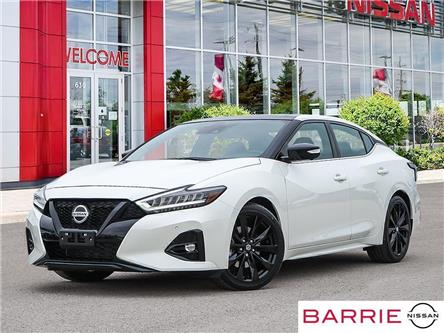 2021 Nissan Maxima SR (Stk: 21176) in Barrie - Image 1 of 21
