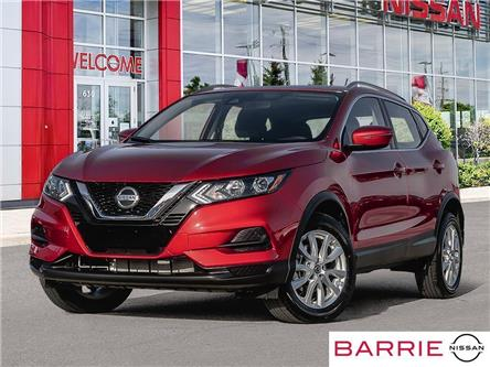 2021 Nissan Qashqai SV (Stk: 21328) in Barrie - Image 1 of 23
