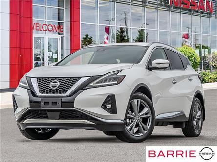 2021 Nissan Murano Platinum (Stk: 21489) in Barrie - Image 1 of 10