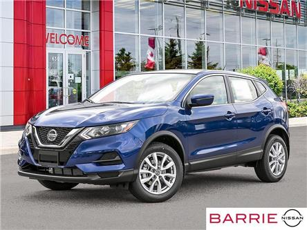 2021 Nissan Qashqai S (Stk: 21504) in Barrie - Image 1 of 23