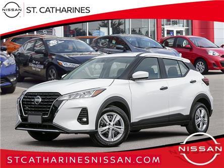 2021 Nissan Kicks S (Stk: ML541524) in St. Catharines - Image 1 of 23