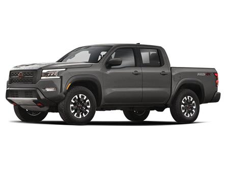 2022 Nissan Frontier PRO-4X (Stk: N458) in Timmins - Image 1 of 2