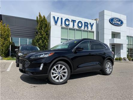 2021 Ford Escape Titanium Hybrid (Stk: VEP20516) in Chatham - Image 1 of 20