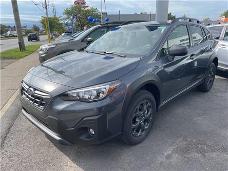 2021 Subaru Crosstrek Outdoor (Stk: S6193) in St.Catharines - Image 1 of 3