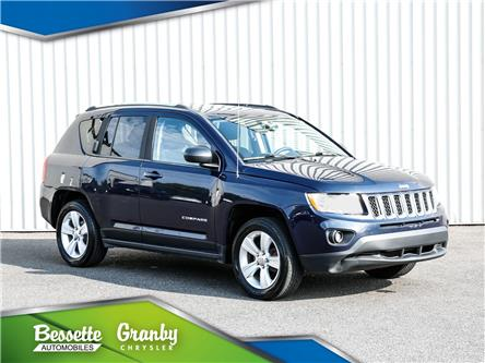 2012 Jeep Compass Sport/North (Stk: B21-413A) in Cowansville - Image 1 of 25