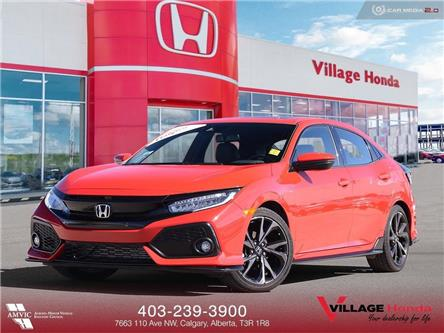 2019 Honda Civic Sport Touring (Stk: CM0080A) in Calgary - Image 1 of 27