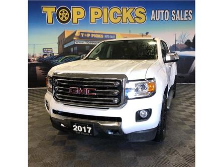 2017 GMC Canyon SLT (Stk: 248598) in NORTH BAY - Image 1 of 29