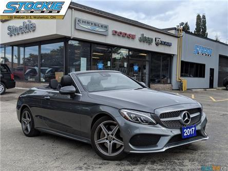 2017 Mercedes-Benz C-Class Base (Stk: 37144) in Waterloo - Image 1 of 21