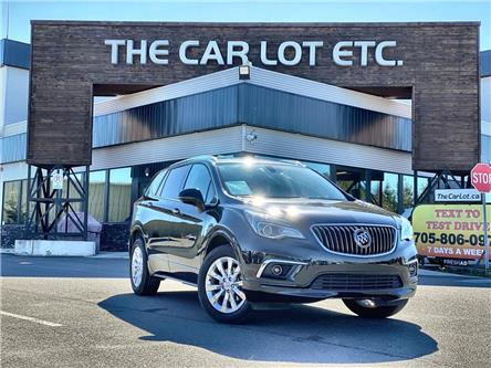 2017 Buick Envision Essence (Stk: 21516) in Sudbury - Image 1 of 27