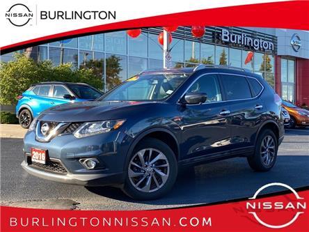 2016 Nissan Rogue SL (Stk: A7323) in Burlington - Image 1 of 19