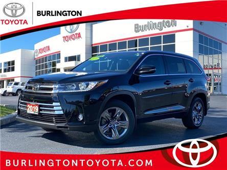 2019 Toyota Highlander Limited (Stk: U11809) in Burlington - Image 1 of 24