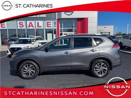2016 Nissan Rogue SL Premium (Stk: SSP439) in St. Catharines - Image 1 of 28