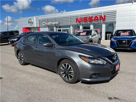 2018 Nissan Altima 2.5 SL Tech (Stk: M0015A) in Chatham - Image 1 of 22