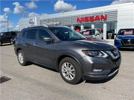 2017 Nissan Rogue SV (Stk: M0277A) in Chatham - Image 1 of 20