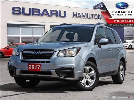 2017 Subaru Forester 2.5i (Stk: S8694A) in Hamilton - Image 1 of 29