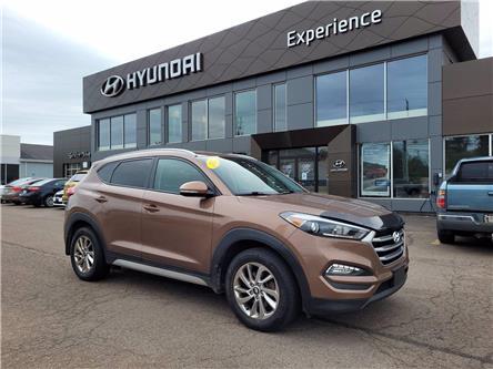 2017 Hyundai Tucson Premium (Stk: U1486A) in Charlottetown - Image 1 of 16