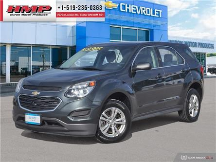 2017 Chevrolet Equinox LS (Stk: 75665) in Exeter - Image 1 of 27