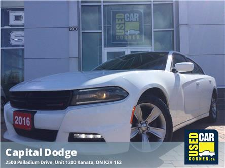 2016 Dodge Charger SXT (Stk: P3245A) in Kanata - Image 1 of 24