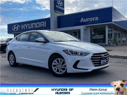 2018 Hyundai Elantra  (Stk: 228141) in Aurora - Image 1 of 19