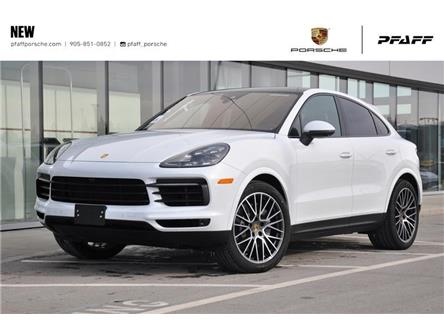2020 Porsche Cayenne S Coupe (Stk: P15468) in Vaughan - Image 1 of 18