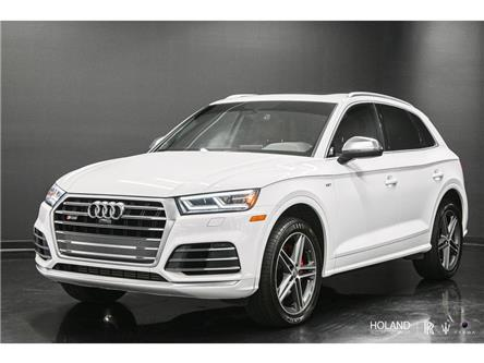 2018 Audi SQ5 3.0T Technik (Stk: P0903A) in Montreal - Image 1 of 30