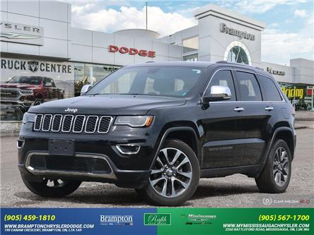 2018 Jeep Grand Cherokee Limited (Stk: 21581A) in Brampton - Image 1 of 28