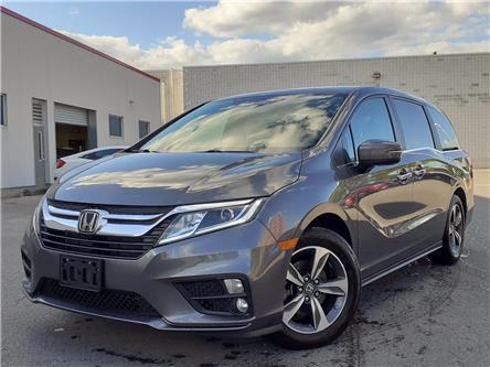 2019 Honda Odyssey EX (Stk: P8062) in Ottawa - Image 1 of 24