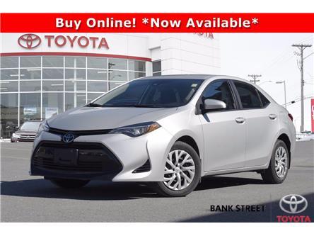 2018 Toyota Corolla LE (Stk: 19-L29059) in Ottawa - Image 1 of 23