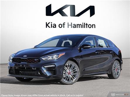 2021 Kia Forte5 GT (Stk: FO21131) in Hamilton - Image 1 of 23