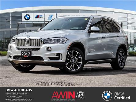 2017 BMW X5 xDrive35i (Stk: P10830) in Thornhill - Image 1 of 32