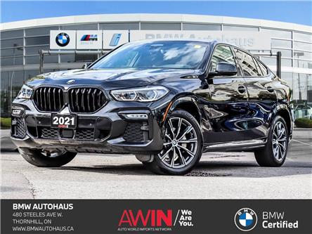 2021 BMW X6 xDrive40i (Stk: P10840) in Thornhill - Image 1 of 32