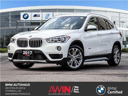 2017 BMW X1 xDrive28i (Stk: P10865) in Thornhill - Image 1 of 29