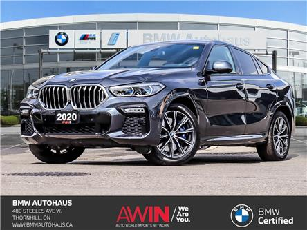 2020 BMW X6 xDrive40i (Stk: P10870) in Thornhill - Image 1 of 31