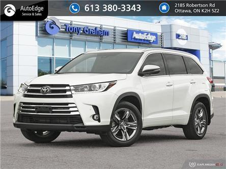 2019 Toyota Highlander Limited (Stk: A0935) in Ottawa - Image 1 of 27