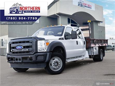2012 Ford F-450 Chassis XL (Stk: ) in Leduc - Image 1 of 30