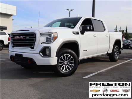 2019 GMC Sierra 1500 AT4 (Stk: X33721) in Langley City - Image 1 of 29