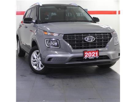 2021 Hyundai Venue Preferred w/Two-Tone (Stk: 305308S) in Markham - Image 1 of 22