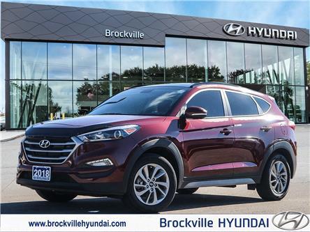 2018 Hyundai Tucson  (Stk: R22062A) in Brockville - Image 1 of 30