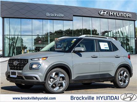 2021 Hyundai Venue Trend (Stk: R21357) in Brockville - Image 1 of 24