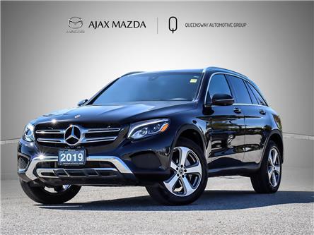 2019 Mercedes-Benz GLC 300 Base (Stk: P5933) in Ajax - Image 1 of 29