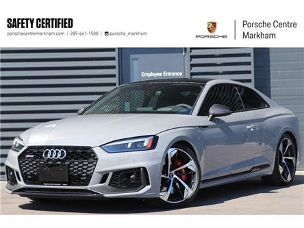 2019 Audi RS 5 2.9 (Stk: PU0163) in Markham - Image 1 of 24