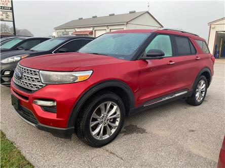 2020 Ford Explorer Limited (Stk: NC 4142) in Cameron - Image 1 of 10