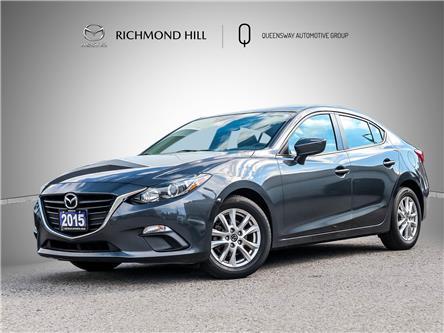 2015 Mazda Mazda3 GS (Stk: P0678) in Richmond Hill - Image 1 of 23