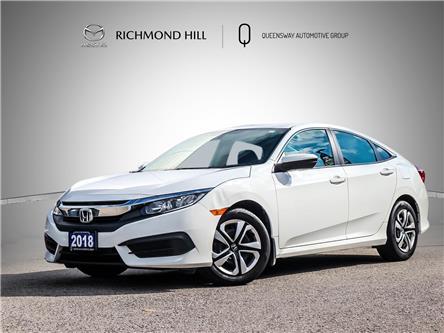 2018 Honda Civic LX (Stk: 21-664A) in Richmond Hill - Image 1 of 24