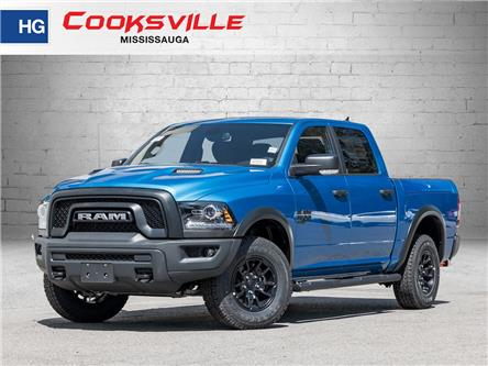 2021 RAM 1500 Classic SLT (Stk: MS546572) in Mississauga - Image 1 of 21