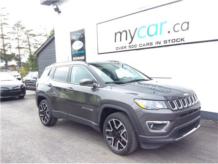 2020 Jeep Compass Limited (Stk: 210850) in Ottawa - Image 1 of 23