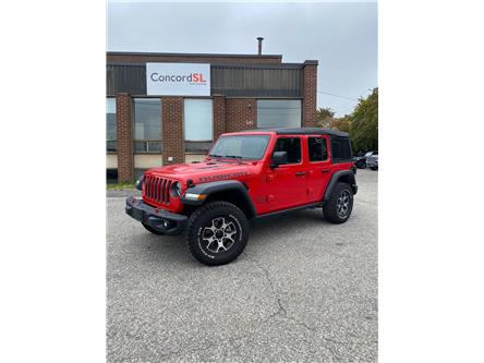 2021 Jeep Wrangler Unlimited Rubicon (Stk: C6485) in Concord - Image 1 of 5