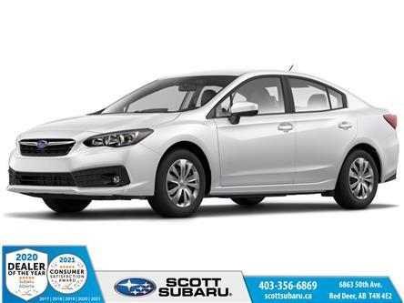 2022 Subaru Impreza Convenience (Stk: 601052) in Red Deer - Image 1 of 8